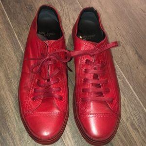 Men's saint laurent sneakers